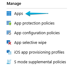 2 - Intune - Client Apps - Apps