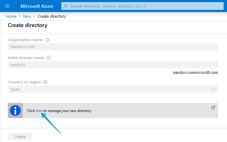 4 - Azure Active Directory - Manage Directory